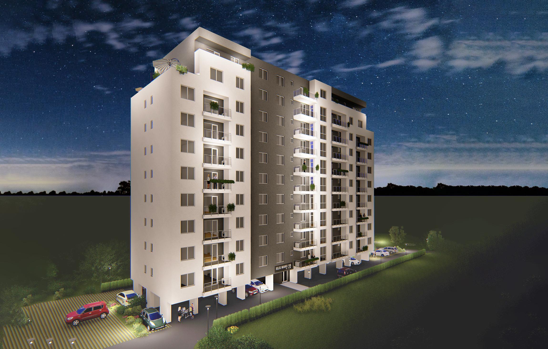 Apartamente noi cu facturi mai mici la utilități